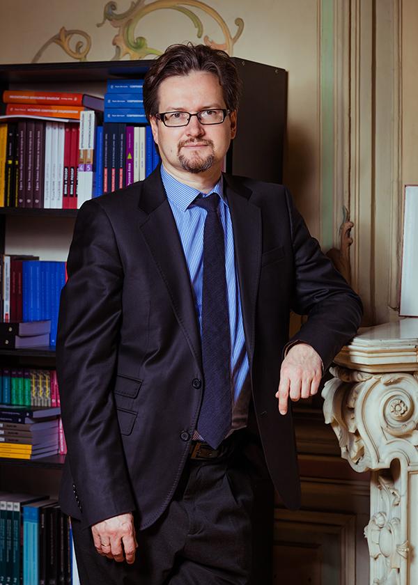 Олег Хархордин