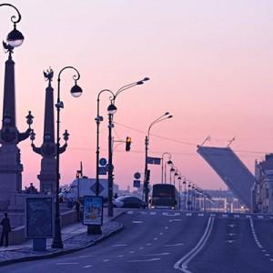 Культурная программа Петербурга