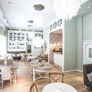 Кафе-ресторан Филиберт (Philibert), Коломенская ул., 29. Кухня: Франко-голландская