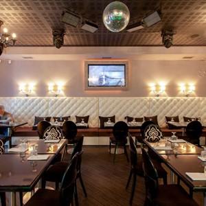 Ресторан La Cava, ул. Казанская 8-10. Кухня: вегетарианская, средиземноморская, испанская